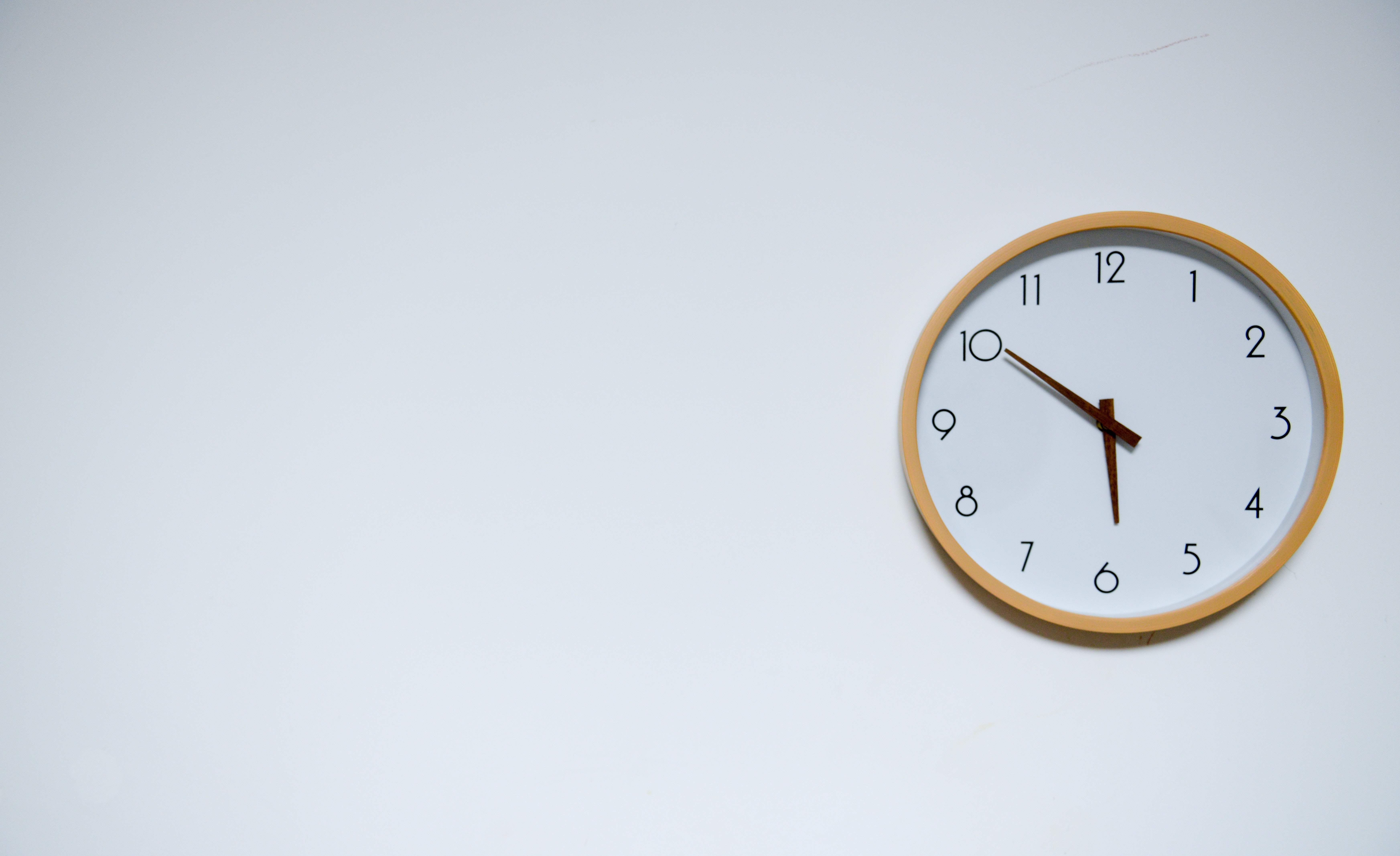 It's Time …. For Overtime Pay Regulation
