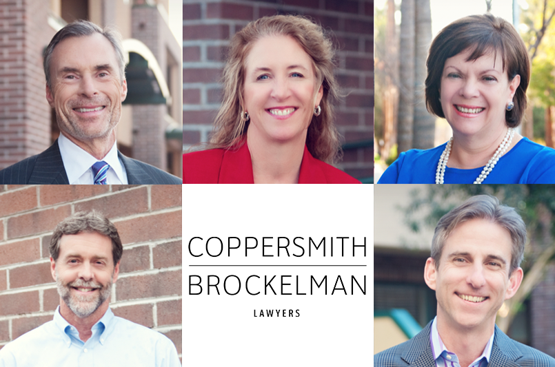 Chambers USA Recognizes Coppersmith Brockelman in 2020 Legal Rankings