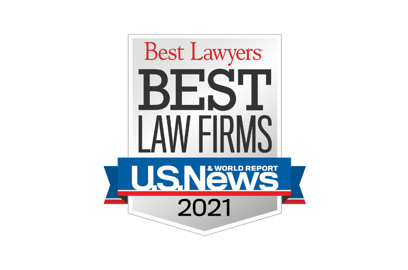 Best Lawyers® and U.S. News & World Report Recognize Coppersmith Brockelman Among 2021 Best Law Firms