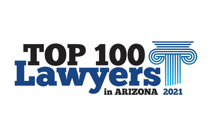 Achievements and Accolades Keep John DeWulf on AzBusiness' Top 100 Lawyers List