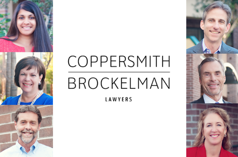 Chambers USA Recognizes Coppersmith Brockelman in 2021 Legal Rankings